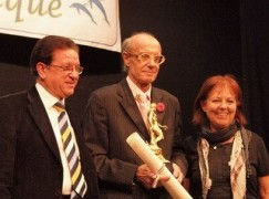Il locrese Giuseppe Pelle a Napoli per il Premio Mediterraneo Amici delle Acque