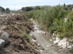 Motta San Giovanni (RC), interventi per il torrente Oliveto, non si può più aspettare