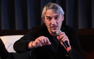 """Il regista Mimmo Calopresti ha presentato al Calabria film festival """"L'abbuffata"""""""