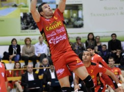 Volley Tonno Callipo, intervento chirurgico per Manuel Coscione