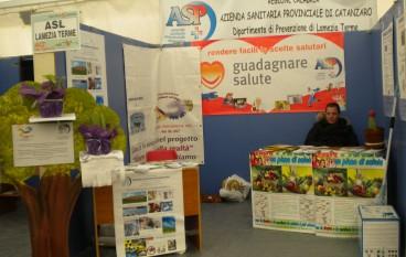 ASP, stand informativi sulla sicurezza alimentare alla 41^ Fieragricola di Lamezia Terme