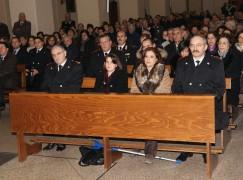 Palmi (RC), celebrata messa commemorativa degli Appuntati Fava e Garofalo