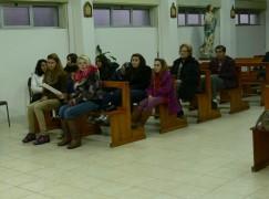 Svolta a Roghudi e a Marina di S. Lorenzo la preghiera di riparazione contro spettacolo blasfemo Gesù