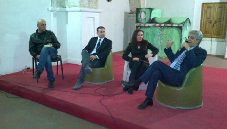 Locri (RC), conclusa con Mimmo Gangemi la 1^ edizione della rassegna di vino e letteratura