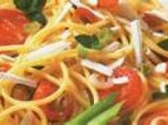 Vermicelli alla ricotta salata