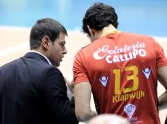 Volley Tonno Callipo, in campo per l'anticipo contro Piacenza