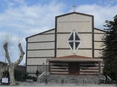 """Reggio Calabria, donazione opera pittorica raffigurante """"Padre Pio"""" alla chiesa di San Brunello"""