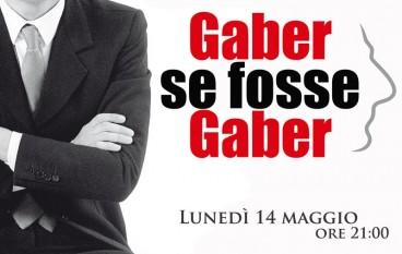 """Reggio Calabria, al Cilea lo spettacolo teatrale """"Gaber se fosse Gaber"""" di Andrea Scanzi"""