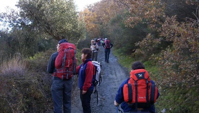 """Fossato Jonico (RC), svolta escursione """"La Via dei Cinghialari"""""""