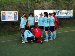 CSI Reggio Calabria, risultati calcio A5 Femminile Champions- Girone A