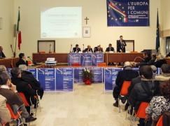 """""""L'Europa per i comuni"""", successo per la manifestazione di Bisignano (CS)"""