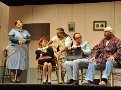 """Politeama, grande successo di pubblico per la commedia """"U figghiu masculu"""""""