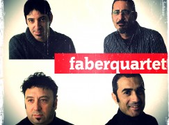 I Faber Quartet in concerto a Reggio Calabria