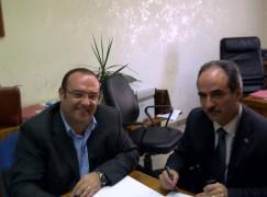 Gerace (RC), firmata convenzione tra Comune e Provincia per soggetti in mobilità