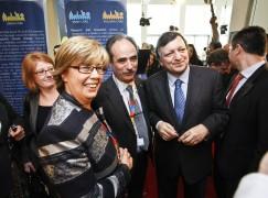Gerace (RC), Varacalli ha partecipato al V Vertice Europeo delle Regioni e delle Città di Copenhagen