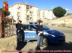 Reggio Calabria, spacciatore minorenne arrestato su via Laboccetta