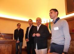 La Città di Gerace presente in Spagna all'incontro conclusivo del Progetto CULT