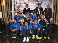 """Reggio Calabria, la società sportiva """"Alta Marea"""" ai campionati mondiali di Pesca Sportiva"""