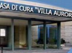 Reggio Calabria, sit-in dei lavoratori di Villa Aurora