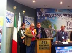 Provincia, Calabrese si complimenta con Giuseppe Pelle eletto Presidente Nazionale Arci Pesca Fisa
