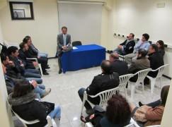 """Sergio Abramo: """"Il futuro di Catanzaro si gioca su nuovi servizi e nuove opportunità di impresa e di lavoro"""""""