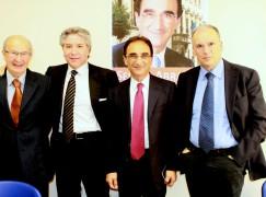 """Sergio Abramo: """"Il sostegno di nuovi alleati dà forza e credibilità al nostro progetto politico"""""""