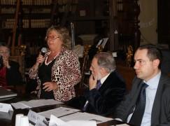 150° Unità d'Italia, a Roma ripercorse le tappe dei moti garibaldini con Annita Garibaldi Jallet