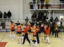 Volley, Soverato- Forlì 3-0