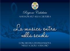 """Calabria, al via il Progetto regionale """"La Musica entra nella scuola"""""""