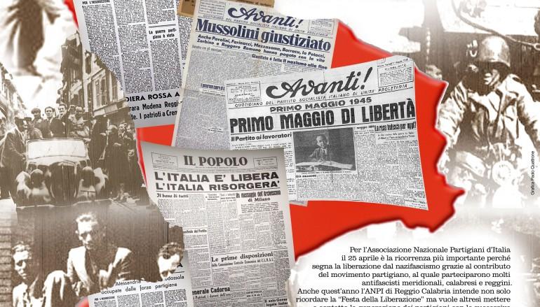 L'ANPI di Reggio Calabria e il 25 Aprile: incontro tra i partigiani con Maria Carmela Lanzetta e Claudio Toscano