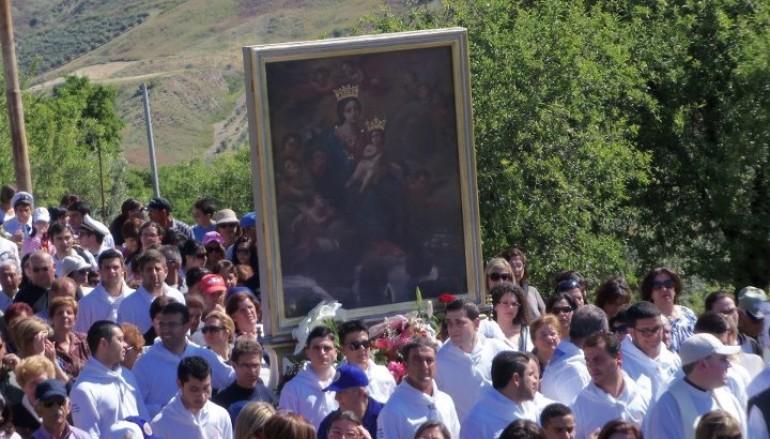 Melito, Processione in onore di Maria SS di Porto Salvo