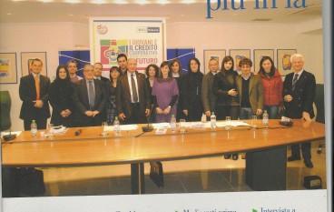 """Bisignano (CS), eletto nuovo Consiglio di Amministrazione della BCC """"Mediocrati"""""""