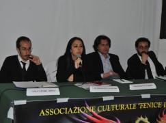 """Bagnara (RC), la Fenice dello Stretto ha presentato """"L'origine della filosofia"""" di Gianfranco Cordì"""
