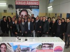 """Presentata nel quartiere Corvo la lista """"Catanzaro con Sergio Abramo"""""""