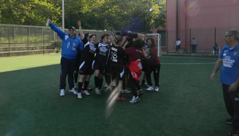 Sporting Locri campione regionale Figc C5 femminile