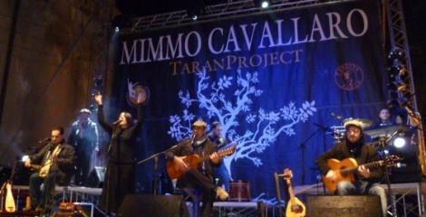 I prossimi concerti di Mimmo Cavallaro e i TaranProject