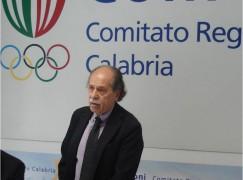 Gli auguri del Presidente del Coni Calabria Mimmo Praticò agli sportivi calabresi