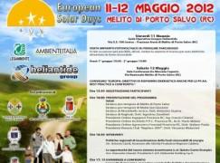 """Melito Porto Salvo (RC), al via l'evento """"Territori Sostenibili"""""""