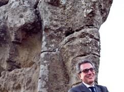 L'Assessore Regionale alla Cultura Mario Caligiuri a Rossano (CS)