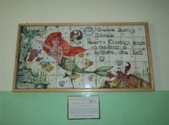 Rossano (CS), a Monachelle un mosaico realizzato dai bimbi