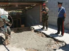 Cementato il Bunker di Francesco Pesce