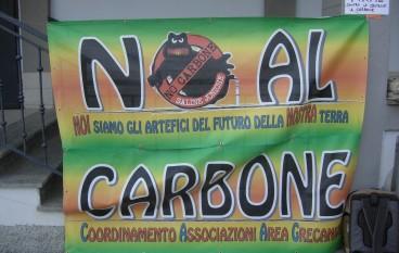 Coordinamento – No Carbone: la richiesta alla Regione