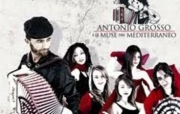 Rossano (CS), La Musica popolare è donna: nuovo CD di Antonio Grosso e le Muse del Mediterraneo