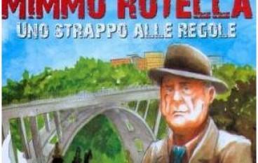 """Presentato a Catanzaro il fumetto """"Mimmo Rotella Uno strappo alle regole"""""""