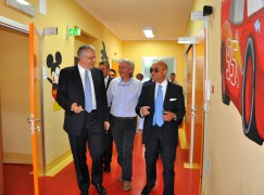 ASP Catanzaro, inaugurazione reparto Pediatria Ospedale Soveria Mannelli