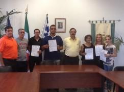 A Bova giuramento ufficiale per 6 nuovi volontari Anpana