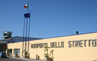 Aeroporto dello Stretto, a gennaio +9% passeggeri