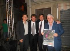 Ad Amaroni Luca Filastro e Daniele Germani hanno regalato una serata intensa ed emozionante