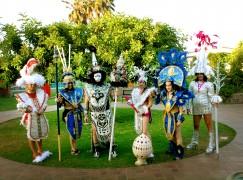 Il Carnevale estivo sfila per le strade di San Marco Argentano (CS)
