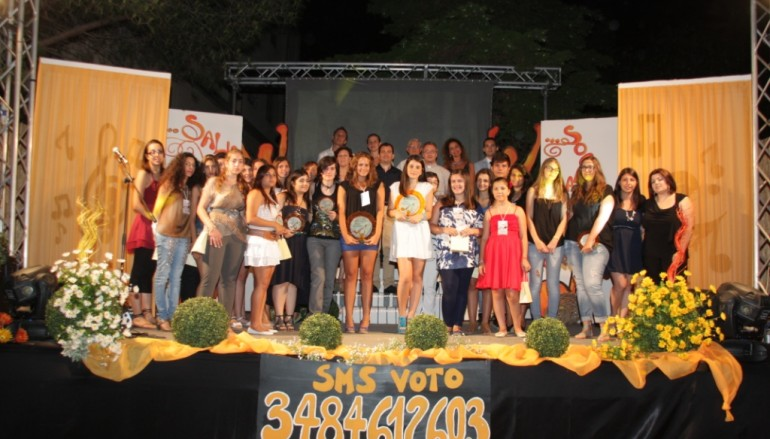 """Primo raduno concorrenti del Concorso Canoro """"Giovani Voci"""" 2013"""